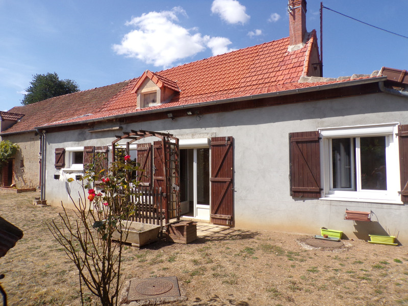 French property for sale in Sidiailles, Cher - €89,000 - photo 1