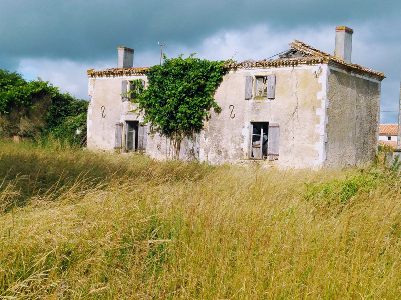 French property for sale in Le Chillou, Deux-Sèvres - €29,000 - photo 2