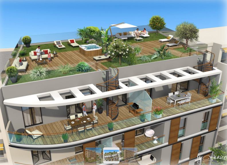 French property for sale in Antibes, Alpes Maritimes - €1,316,000 - photo 3