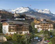 French ski chalets, properties in DOMANCY, Megeve, Domaine Evasion Mont Blanc