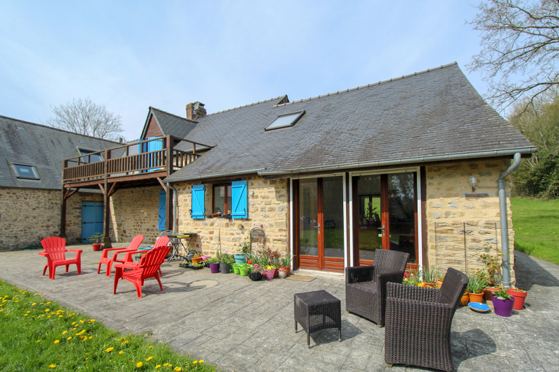 Maison à vendre à Lignières-Orgères, Mayenne - 262 150 € - photo 4