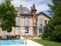 chateau for sale in Isserpent Allier Auvergne