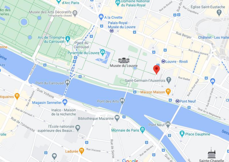 Appartement à vendre à Paris 1er Arrondissement, Paris - 1 150 000 € - photo 8