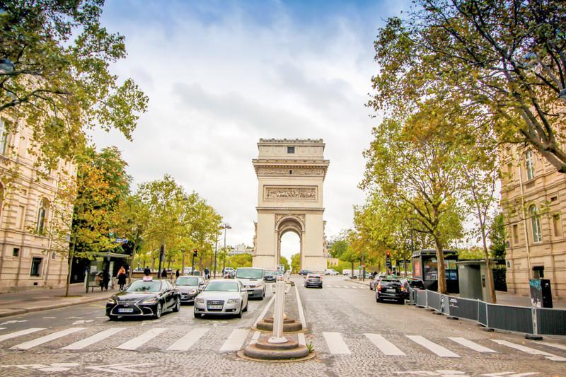Appartement à vendre à Paris 8e Arrondissement, Paris - 509 500 € - photo 3