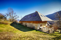 French ski chalets, properties in ST FRANCOIS DE SALES, Savoie Grand Revard, Massif des Bauges