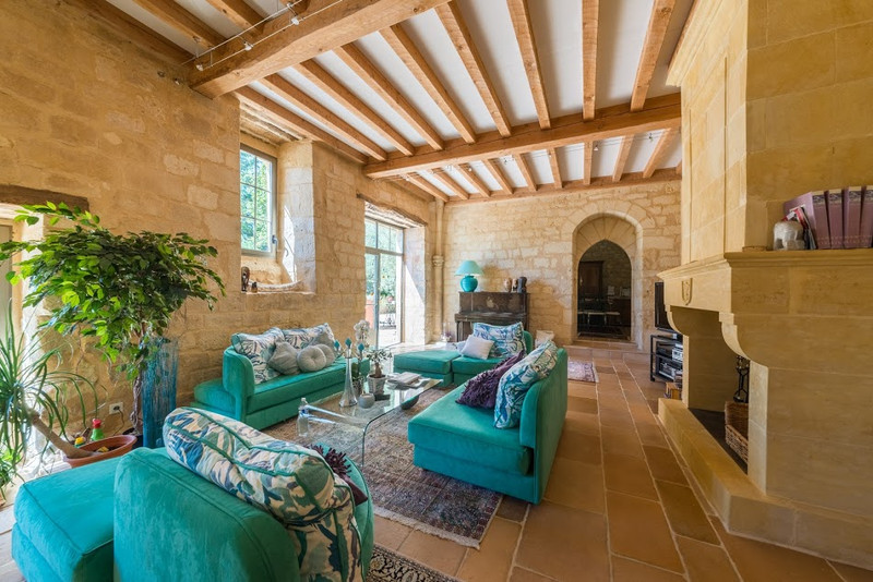 French property for sale in Monsac, Dordogne - €1,470,000 - photo 2