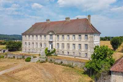 The magnificent and historic, Chateau de Sainte Feyre. An important property overlooking the heart of the Creuse.