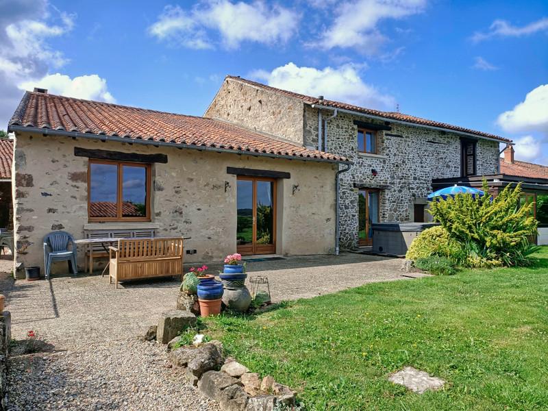 Maison à vendre à Rancon(87290) - Haute-Vienne