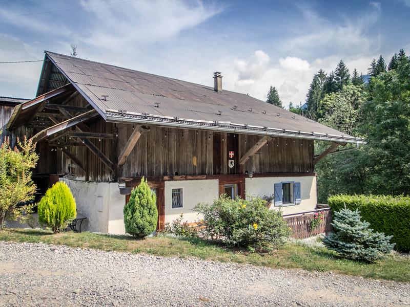 Chalet à vendre à Bonnevaux(74360) - Haute-Savoie