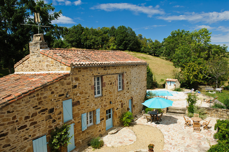 French property for sale in Najac, Aveyron - €500,000 - photo 2