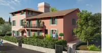 Nice Ouest - Fabron. Villa niçoise avec 8 appartements 2 ou 3 pièces à partir de 176 000€