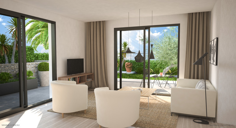 French property for sale in JUAN LES PINS, Alpes Maritimes - €374,000 - photo 6