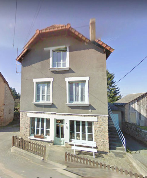 Maison à vendre à Châtelus-Malvaleix(23270) - Creuse