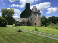 chateau for sale in Le Hommet-d'ArthenayManche Normandy