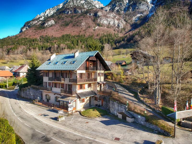 Commerce à vendre à Aillon-le-Vieux(73340) - Savoie
