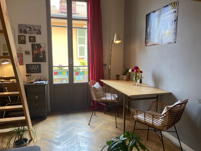 Appartement 2 pièces à vendre à Nice (06100) -  Alpes-Maritimes