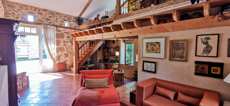 Maison à vendre à Saint-Saud-Lacoussière, Dordogne - 259 000 € - photo 6