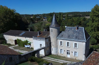 chateau for sale in Sainte-Croix-de-MareuilDordogne Aquitaine