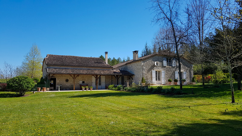 French property for sale in Eymet, Dordogne - €887,000 - photo 2