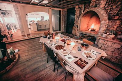 Villa SEA VIEW Roquebrune Cap Martin, 165m2, nice architecture et exceptional landscape.