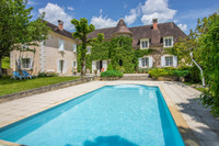 chateau for sale in Milhac-de-NontronDordogne Aquitaine