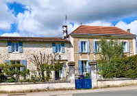 French property, houses and homes for sale in Gémozac Charente-Maritime Poitou_Charentes