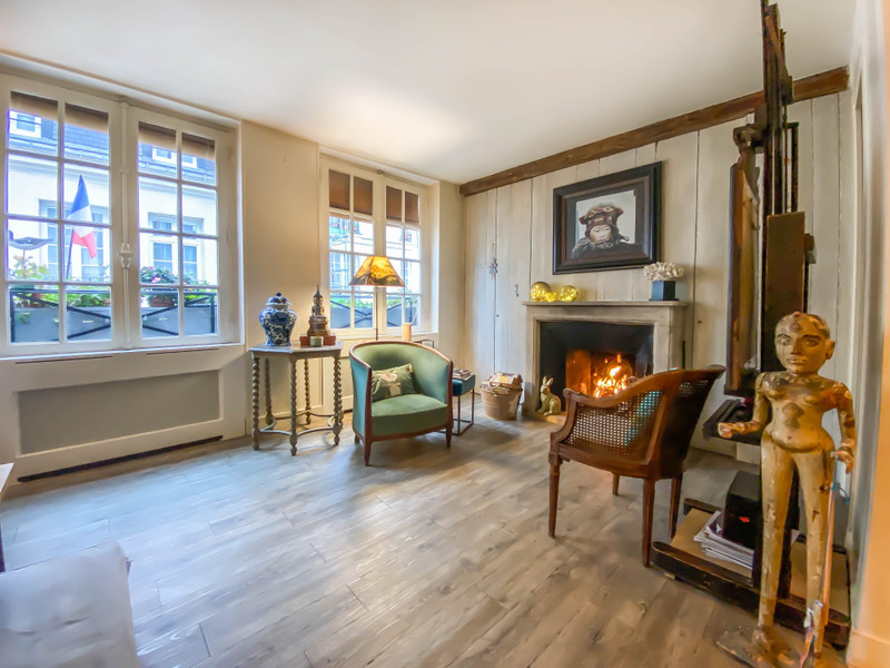 Appartement 2 pièces à vendre à Paris 4e Arrondissement (75004) -  Paris