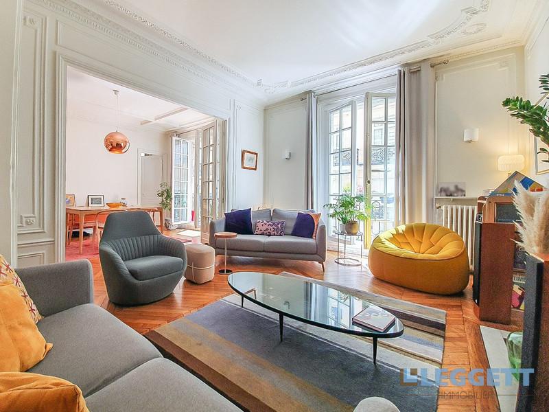 Appartement 5 pièces à vendre à Paris 8e Arrondissement (75008) -  Paris