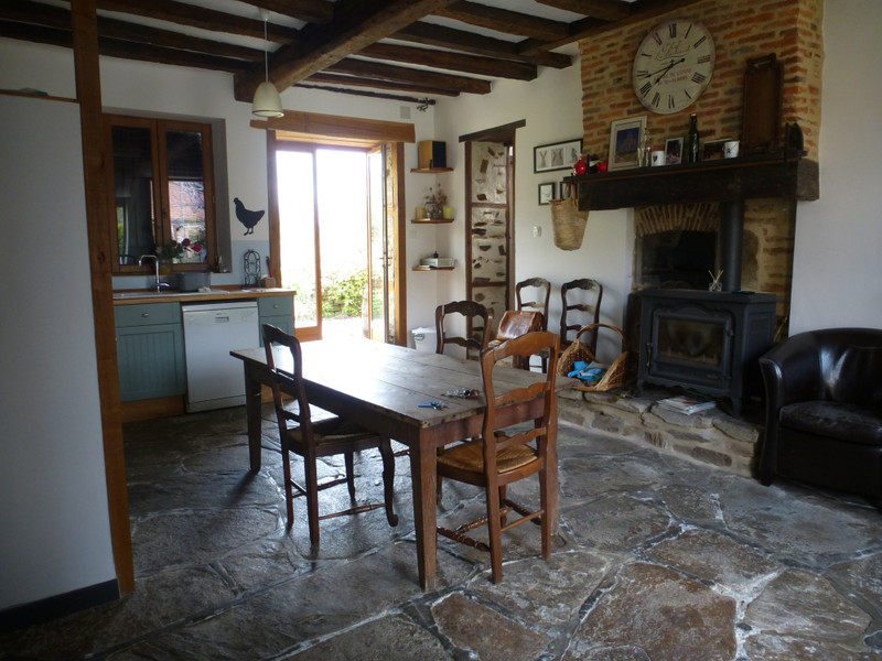 French property for sale in Saint-Sébastien, Creuse - €136,250 - photo 5