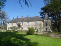 chateau for sale in Mortagne-au-PercheOrne Normandy