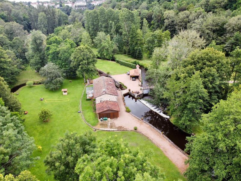 Moulin à vendre à Nontron(24300) - Dordogne