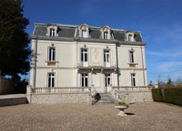chateau for sale in LuxéCharente Poitou_Charentes