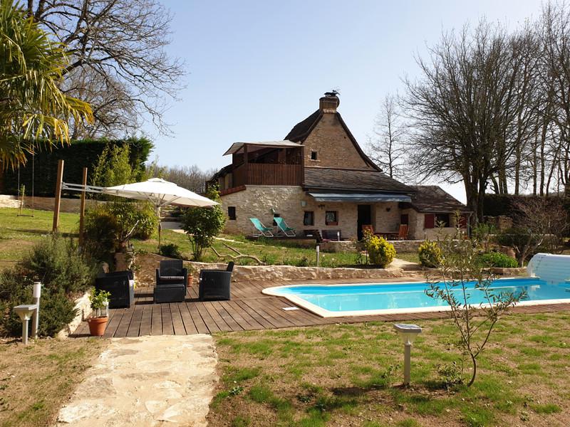Maison à vendre à Saint-Martial-d'Albarède(24160) - Dordogne