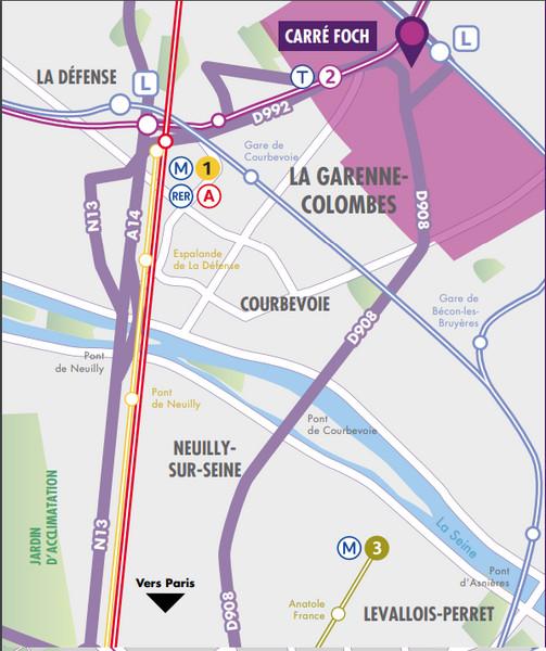 Appartement à vendre à La Garenne-Colombes, Hauts-de-Seine - 558 000 € - photo 5